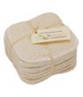 Lot de 10 carrés démaquillants lavables en Coton Bio Les Tendances D Emma