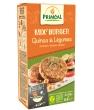 Mix'Burger mélange pour galettes de quinoa aux légumes Primeal