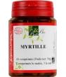 Myrtille baie bio 60 comprimés Belle et Bio