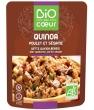 Quinoa Blanc Poulet Sésame Bio Par Coeur
