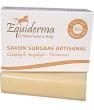 Savon au lait de jument Calophylle Inophyle Palmarosa peaux irritées Equiderma