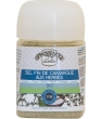 Sel fin de Camargue aux Herbes pot végétal bio Provence D Antan