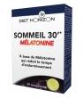 Sommeil 30' Mélatonine 30 Diet Horizon