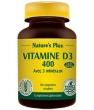 Vitamine D3 400  90 Nature's Plus