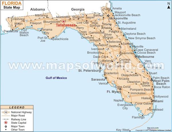 Florida Carte