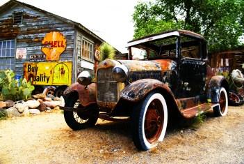 Hackberry, Route 66, Arizona