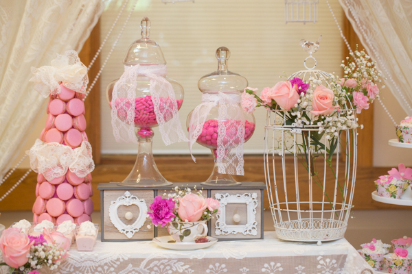Wedding Sweet Table Ideas