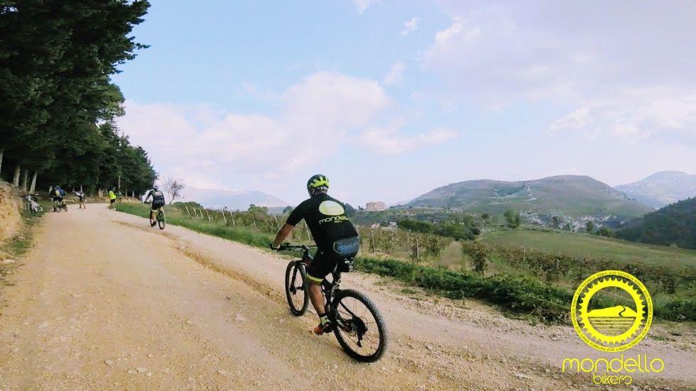 ASD Mondello Bikers a Segesta e Montagna Grande - 21 Ottobre 2018