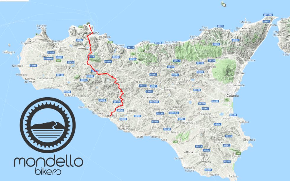 Cicloturismo Mondello Bikers Magna Via Francigena in MTB