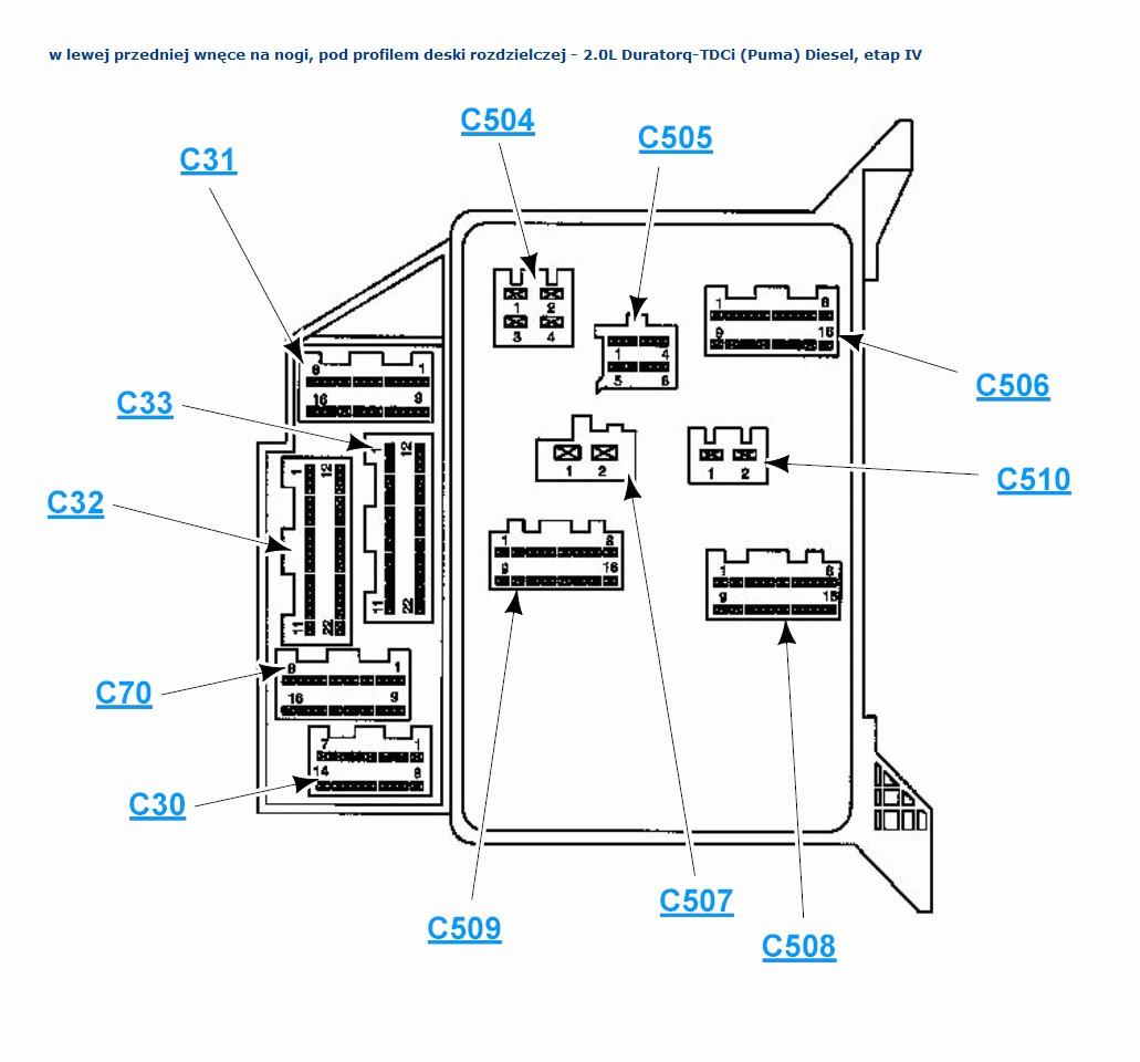 MK3 / Behajlós tükrök bekötése