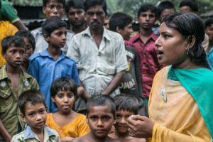 Rhada, sauvée du mariage à 14 ans, mobilise la jeune génération