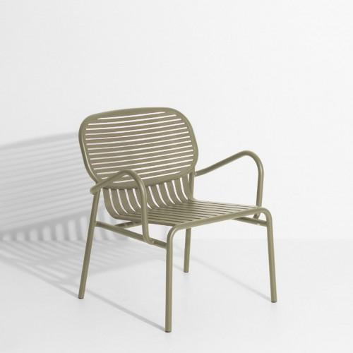 fauteuil large de jardin week end petite friture