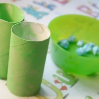 DIY für Kinder - Wir basteln uns eine Hyazinthe