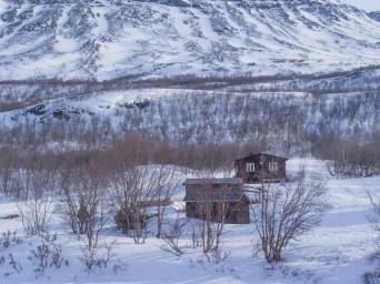 STF-Hütte in Vistas