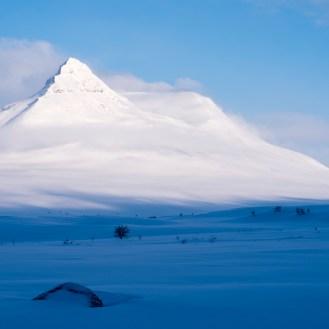 Pältsa - Berg im Norden Schwedens