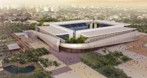 Arena Pantanal - Cuiabá