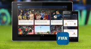 L'application officielle de la FIFA sur iOS et Android