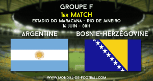 Argentine Bosnie