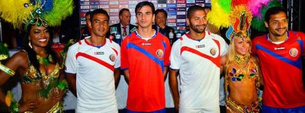 Lotto sport, le sponsor officiel de l'équipe du Costa Rica