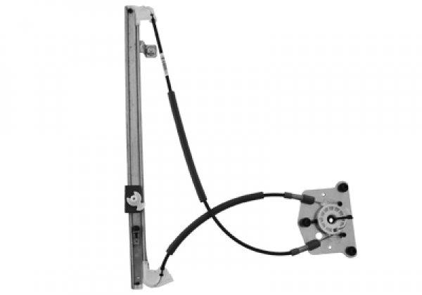 Mécanisme de Lève-vitre arrière gauche, électrique, sans