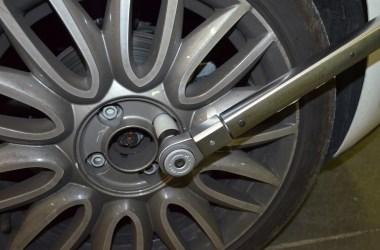 Il serraggio delle ruote