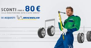 Buono sconto fino a 80 euro