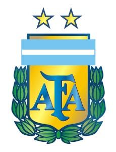 Il logo della nazionale argentina di calcio