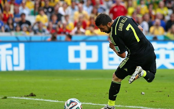 Australia-Spagna 0-3, Del Bosque salva la faccia
