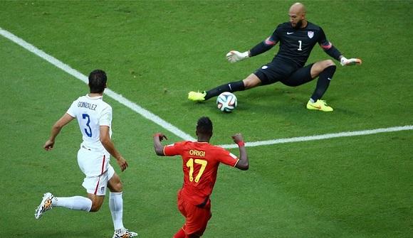 Belgio-USA 2-1, non bastano i novanta minuti