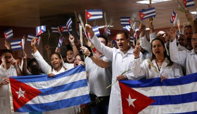 Cuba à l'assaut du coronavirus