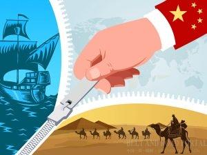 La Chine avance à travers le chaos et les menaces