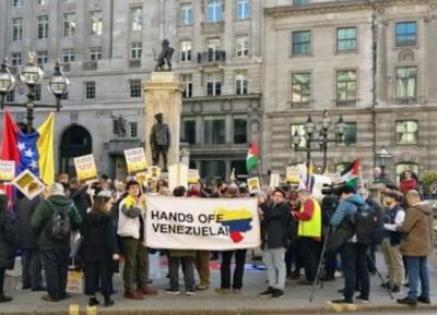 Le Royaume-Uni commet un «hold-up» de l'or vénézuélien, selon un universitaire