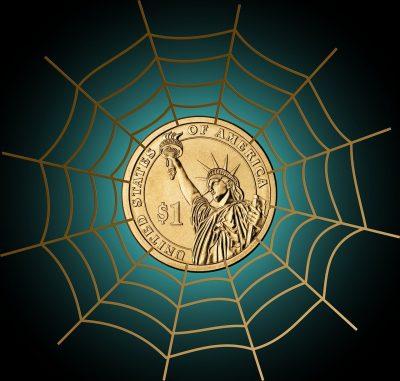 La stabilité financière suscite de plus en plus d'inquiétudes alors que le dollar américain chute et que le prix de l'or s'envole