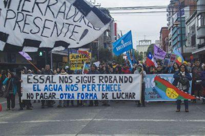 Remunicipalisation de l'eau: Suez menace le Chili