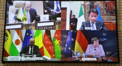 Au sommet G5 Sahel à Nouakchott, la conjonction des planètes a mis l'Europe au diapason
