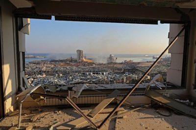Exploitation politique de la catastrophe de Beyrouth: Tutelle internationale?