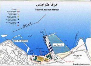 Liban: Compétition turco-émiratie pour le contrôle du port de Tripoli…
