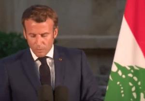 Liban: Macron indécent