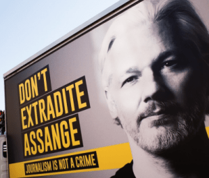 Le procès de Julian Assange: le masque de l'empire est tombé