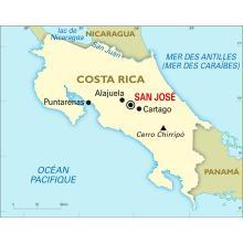 Nouvelle manifestation contre le FMI au Costa Rica
