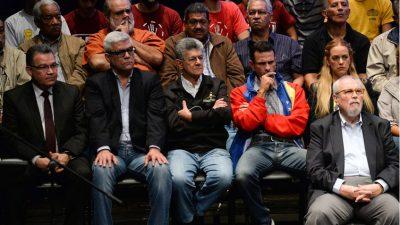 Élections au Venezuela: comprendre les enjeux du scrutin. Règlements de compte au sein de l'opposition