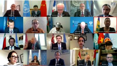 ONU: USA, OTAN, Turquie, Israël… un même combat pour le pillage et la poursuite de la guerre terroriste en Syrie
