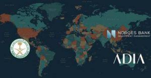 Tandem Arabie saoudite Abou Dhabi: Objectif commun le 10ème rang des puissances économiques mondiales