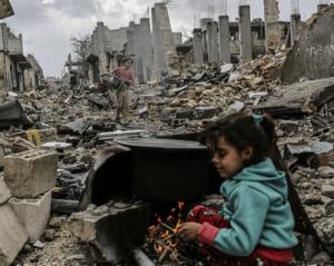 Fichez la paix à la Syrie!