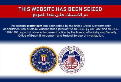 Plusieurs médias pro-iraniens accusent la justice américaine d'avoir bloqué leurs sites