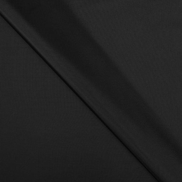 tissu impermeable pour veste noir