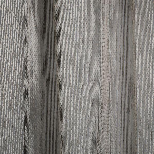 tissu voile lignes lin grande largeur