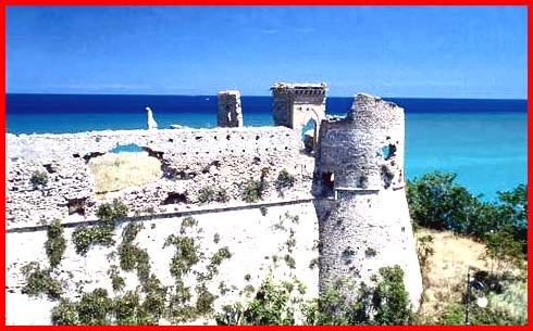 Castello aragonese di Ortona castelli della provincia di Chieti Castelli dellAbruzzo