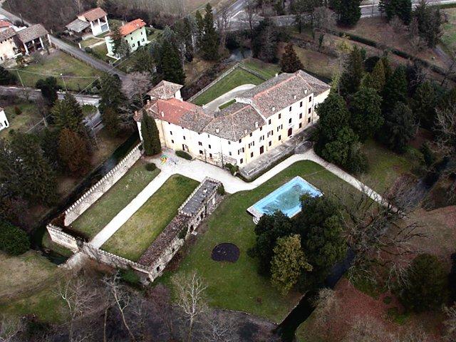 Castelli del Friuli Venezia Giulia provincia di Udine
