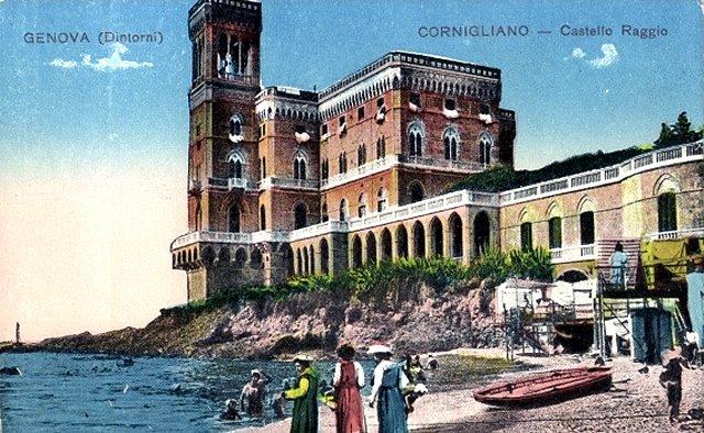 Castelli della provincia di Genova pagina 1 Castelli della Liguria